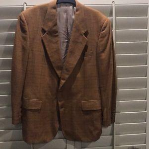 Alan Flusser sport coat.